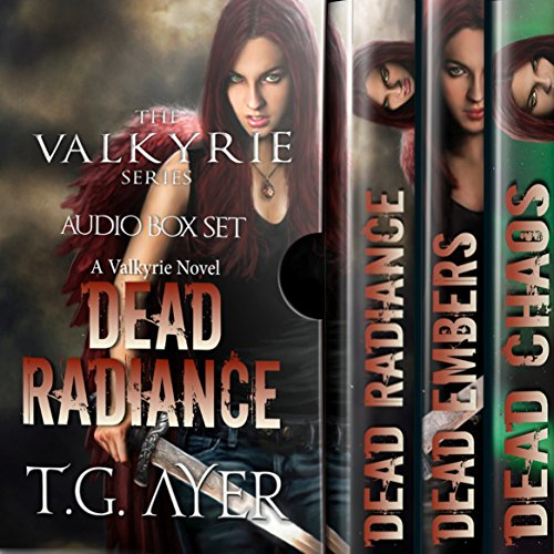 Valkyrie, Books 1-3                   By:                                                                                                                                 T.G. Ayer                               Narrated by:                                                                                                                                 Hollie Jackson                      Length: 31 hrs and 5 mins     1 rating     Overall 5.0
