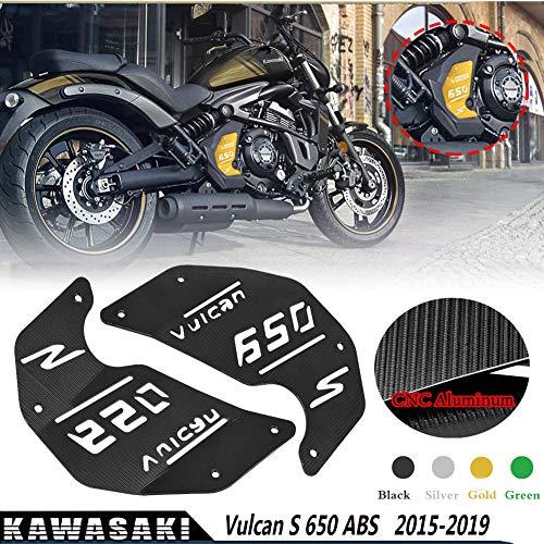 1 full set Lorababer for Kawasaki Versys 650 2015 2016 2017 2018 2019 Motorcycle Engine Guard Bumpers Crash Bars Frame Protector 650 Versys