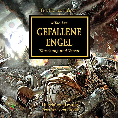 Gefallene Engel audiobook cover art