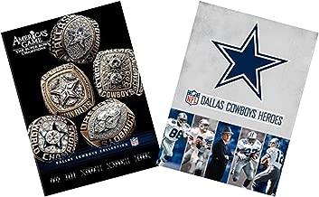 Ultimate NFL Dallas Cowboys America's Team DVD Collection: America's Game Dallas Cowboys / Dallas Cowboys Heroes (7-Disc Set)