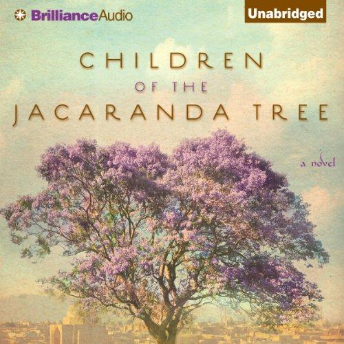 Children of the Jacaranda Tree audiobook cover art