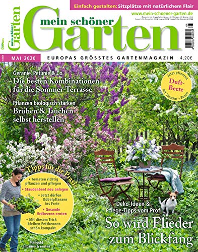 Mein schöner Garten 5/2020