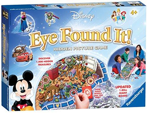 Ravensburger Disney Eye Found It - Juego imágenes