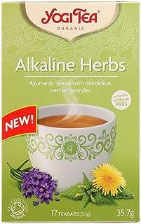 Yogi Organic Alkaline Herbs Orgainc - 17 Tea Bag, 35.7g
