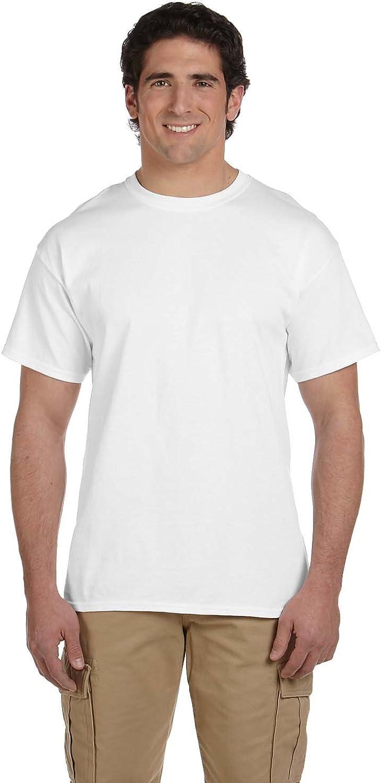 Gildan Adult Tall Ultra 6.1 oz Cotton T-Shirt in White - 2XLT (2X-Large Tall)