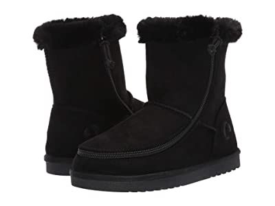 BILLY Footwear Kids Cozy Boot (Little Kid/Big Kid) (Black) Girls Shoes