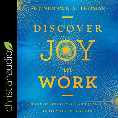 Discover Joy in Work audiobook cover art