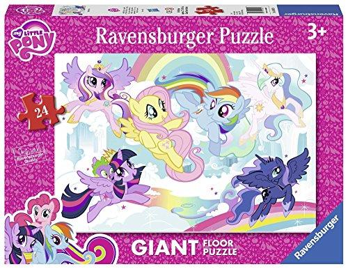Ravensburger My Little Pony, 24-Giant Floor Puzzle