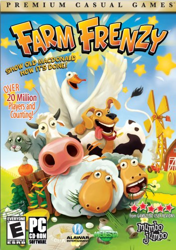 Farm Frenzy - Windows XP