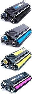 Kit Colorido 4 Cores Toner Compatível TN310 TN315 para Brother MFC-9460CDN HL-4140CN HL-4150CDN HL
