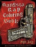 Gangsta Rap Coloring Book