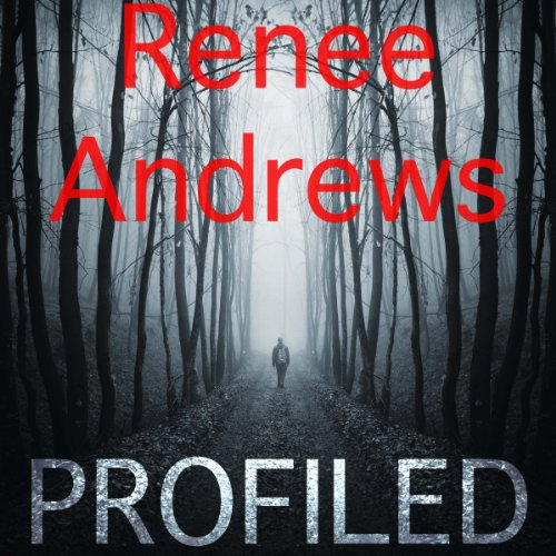 Profiled audiobook cover art