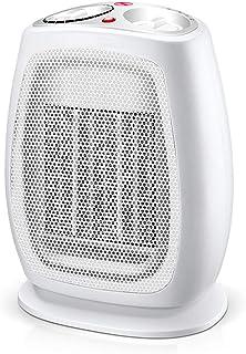 Radiador eléctrico MAHZONG Pequeño Calentador eléctrico Hogar Dormitorio Oficina Velocidad Ahorro de Calor -1500W