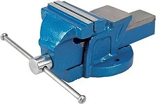 Silverline 633792 - Tornillo de banco 4,5 kg (100 mm