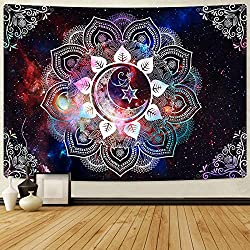 top rated MoonStar's Liquiorta Pastry Celestial Galaxy Star Rag Psychedelic Trippy Tapestry Hippie … 2021