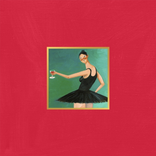 My Beautiful Dark Twisted Fantasy [CD/DVD Combo] [Deluxe Edition]