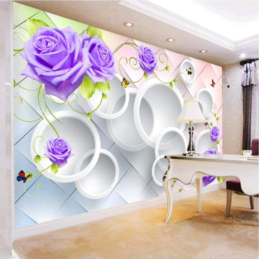 Clhhsy Bedroom Max 76% OFF Decoration Painting Custom Photo Mural Ranking TOP9 Paper Wall