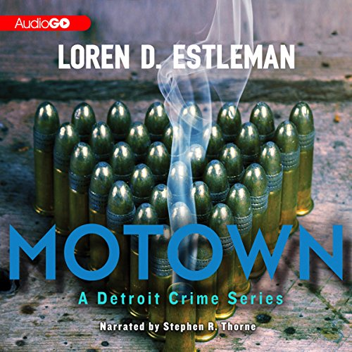 Motown audiobook cover art
