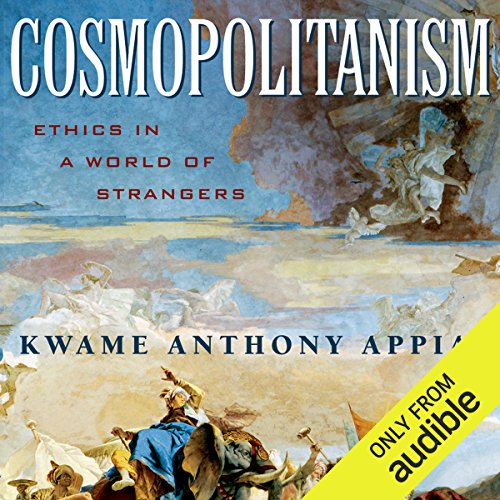 Cosmopolitanism audiobook cover art