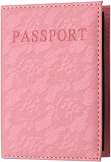 Underwater Bubbles Fashion Leather Passport Holder Cover Case Travel Wallet 6.5 In