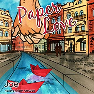 Paper Love audiobook cover art