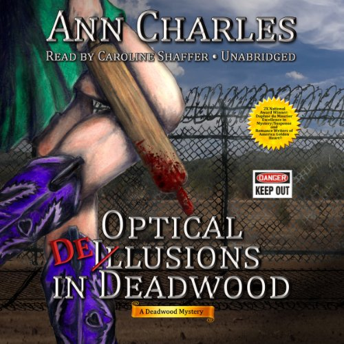 Optical Delusions in Deadwood audiobook cover art