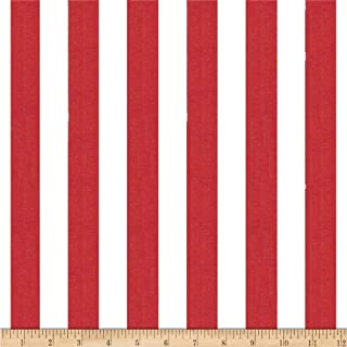 Best red and white striped fabric Reviews