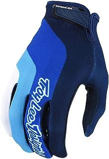 Troy Lee Designs Air Prisma Mountain Bike Dirt-Bike All-Mountain BMX Motorcross Ciclismo de dedos completos ligeros guantes ventilados