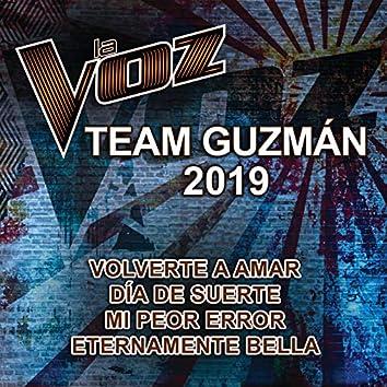 La Voz Team Guzmán 2019 (La Voz US)