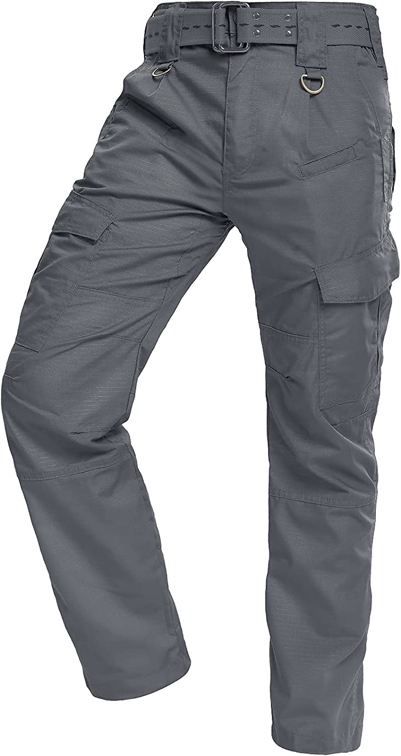 Men's Tactical Pants,Ripstop Cargo EDC Lightweight Colorado Max 50% OFF Springs Mall Pants Work
