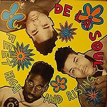 De La Soul - 3 Feet High And Rising - Big Life - DLSLP 1, Big Life - DLS LP1