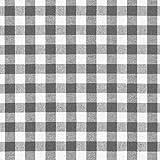 Baumwollstoff Vichy 1 cm – grau — Meterware ab 0,5m — STANDARD 100 by OEKO-TEX® Produktklasse I — zum Nähen von Kissen/Tagesdecken, Tischdekoration & Freizeitkleidung