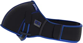 Shock Doctor Ice Recovery Compression Shoulder Wrap. Heat or Ice. Reusable Gel Packs.