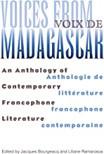 Voices From Madagascar: An Anthology of Contemporary Francophone Literature (Ohio RIS Africa Series)