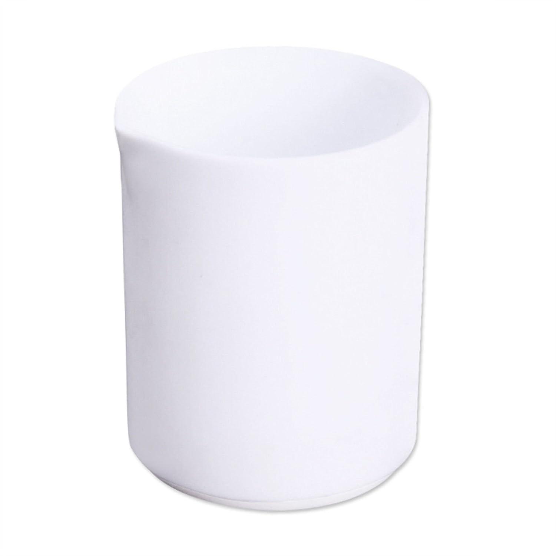 Store Deschem 100ml PTFE Beaker Low F4 Form Ranking TOP1 Polytetrafluoroethylene La
