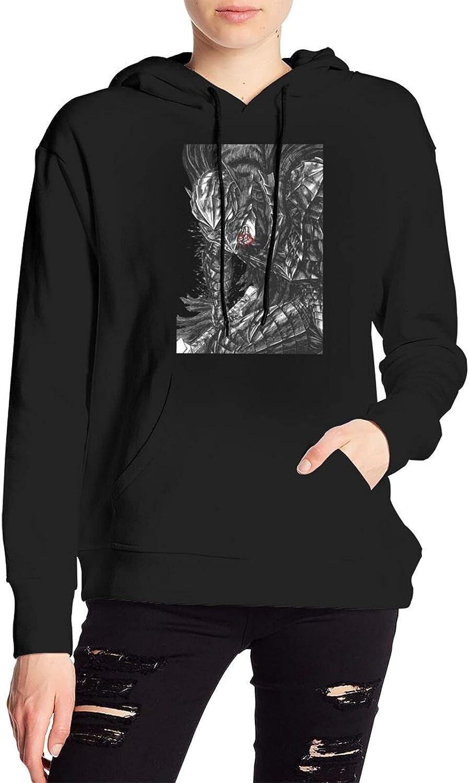 Berserk Sweater Novelty Hoody With Pocket For Mens Women