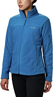 Columbia Women's Jacket (EL6081-440-S_Abyss Heather_Small)