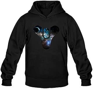 Mens Destiny Design 100% Cotton Hoddie by Mjensen