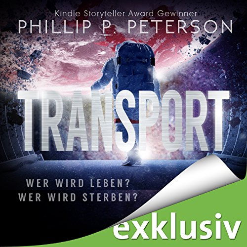 Transport audiobook cover art