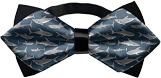 YEAHSPACE Elegant Cute Shark Adjustable Bow Tie outfits For Teen