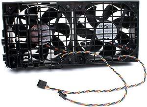 Genuine Dell Precision T3500 T5500 Desktop/ Workstation Dual Fan Set 0HW856 HW856