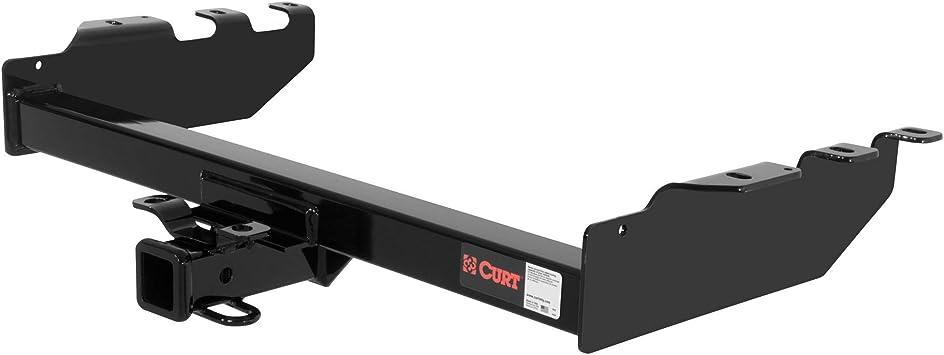 Amazon.com: CURT 13332 Class 3 Trailer Hitch, 2-Inch Receiver, Square Tube  Frame, Compatible with Select Chevrolet Silverado, GMC Sierra 1500, 2500 :  Automotive