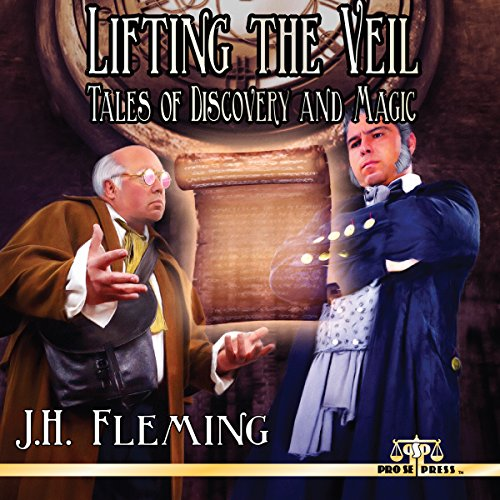 Lifting the Veil audiobook cover art