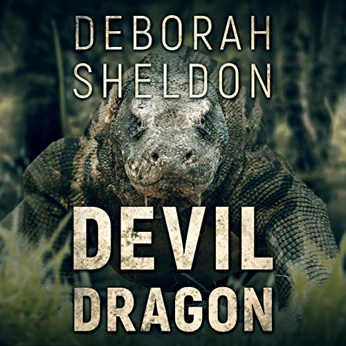 Devil Dragon audiobook cover art