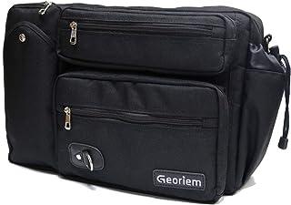 [Georiem] ジェオリエム 公式 ビジネスボ ディバッグ 3way 軽量 バックパック ショルダーバッグ メンズ 正規品