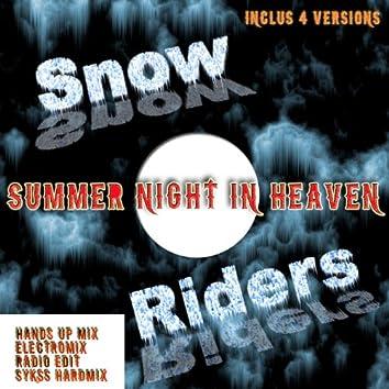 Summer Night In Heaven