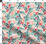 Indy Blütendesign, Tropisch, Tapete, Tischläufer,