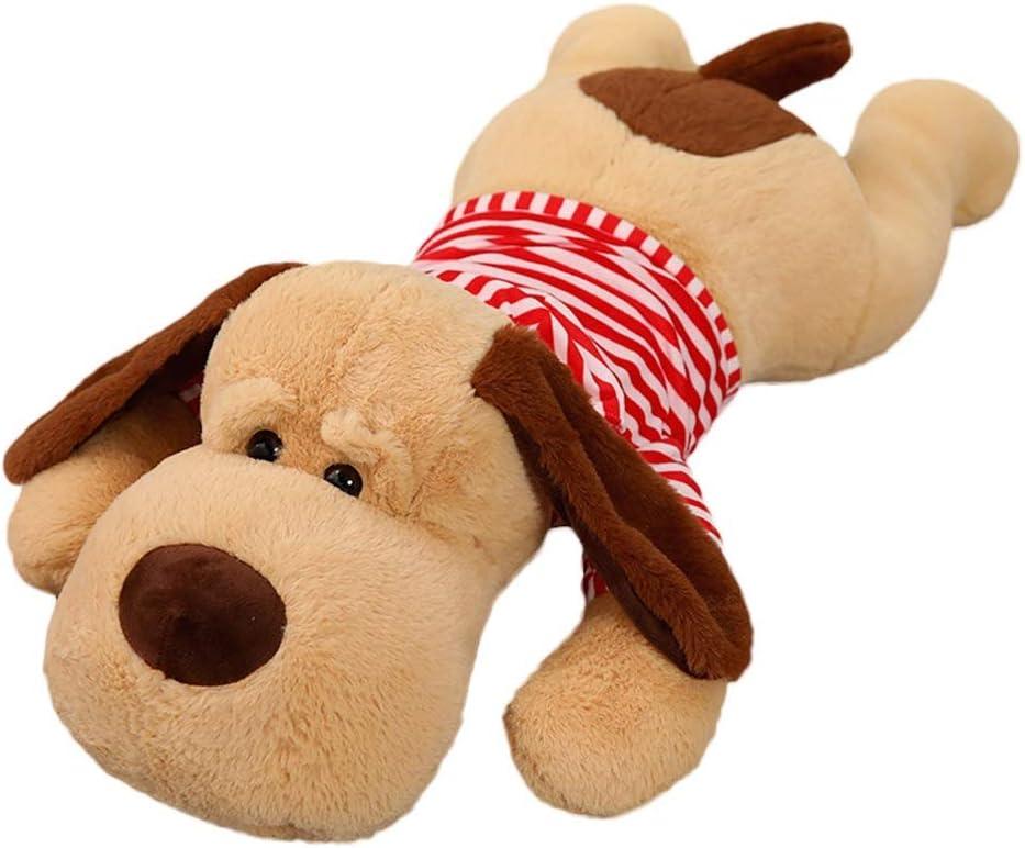 Bargain sale DJASM Giant Size Soft Lying Dog Plush Sacramento Mall Animal Sleep Toys Stuffed
