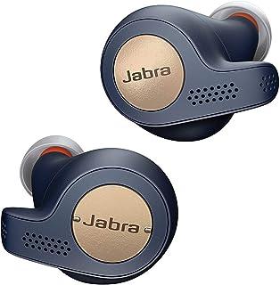 Jabra Elite Active 65T Auricolari, Cuffie Sportive con Funzione Passive Noise Cancelling e Sensore di Movimento per l'Atti...