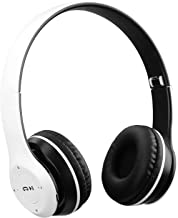 Spirili P 47 Portable Wireless Headphone with Bluetooth 4 2 Super Audio Lightweight Design FM Aux SD Card Calling Control Supported Compatible with All Mobile Phones Black